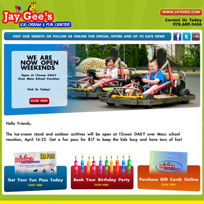 Jay Gee's