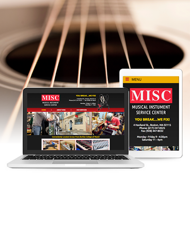 Music Instrument Service Center